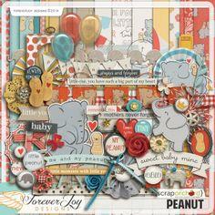 Peanut kit by ForeverJoy Designs
