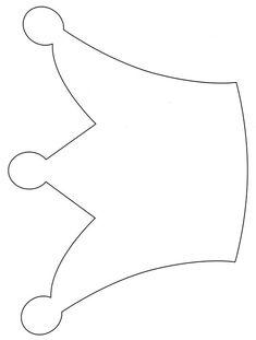 Druck die Krone aus und kleb sie in dein Art Journal . wie geht die Seite we… Print the crown and stick it in your art journal. , , how does the site continue? Applique Templates, Applique Patterns, Sewing Patterns, Owl Templates, Felt Patterns, Alphabet Templates, Felt Crafts, Diy And Crafts, Crafts For Kids