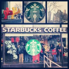 Financial District – Starbucks and the City Lower Manhattan, Starbucks Coffee, Nyc, Pearls, City, Starbox Coffee, New York, Beads, City Drawing