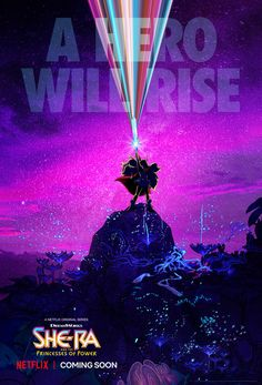 She-Ra gets a makeover! A first look at the new Netflix series and meet the cast poster She-Ra returns! Get a first look at the new Netflix series and meet the cast Power Wallpaper, Sea Wallpaper, Netflix Cast, New Netflix, Stop Motion, Good Day Song, She Ra Princess Of Power, Cultura Pop, Animation Series