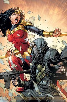 More BATMAN, SUPERMAN & WONDER WOMAN July 2015 Solicits - Plus DC ANNUALS | Newsarama.com