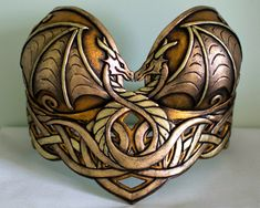 Best Garden Decorations Tips and Tricks You Need to Know - Modern Fantasy Armor, Fantasy Dress, Medieval Fantasy, Larp, Warrior Outfit, Female Armor, Dragon Costume, Cosplay Armor, Leather Armor