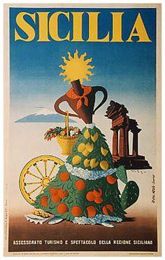 Grand Tour in Sicilia 1890 - 1950