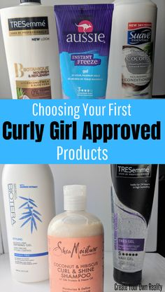 Curly Hair Routine, Curly Hair Tips, Curly Hair Care, Short Curly Hair, Curly Hair Styles, Products For Curly Hair, Hair Styling Products, Curly Hair Shampoo, Natural Hair Products