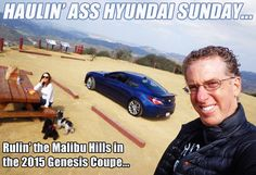 GenesisWhat did I think of the 2015 #HYUNDAI GENESIS Coupe 3.8?? Read on, baby...