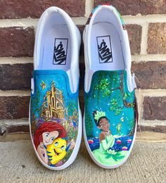 2fcc6c672e3250 Disney Shoes · A personal favorite from my Etsy shop https   www.etsy.com