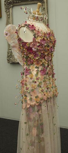 RHS Chelsea Flower Show - Lisa Fowler of Eden Taunton Floral Design