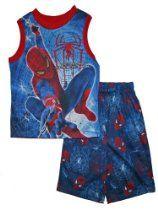 The Amazing Spiderman Boys Short Pajama Set Boys Sleepwear, Cotton Sleepwear, Pajama Shorts, Boy Shorts, Amazing Spiderman, Big Boys, Toddler Boys, Pajama Set, Size 14