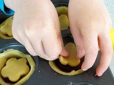 Cooking with Kids: Baking Jam Tarts Jam Recipes, Sweet Recipes, Cooking Recipes, Baking With Kids, Simple Baking, Jam Tarts, Christmas Baking, Kids Meals