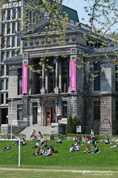 Redpath Museum musée, McGill Campus, Downtown Montreal, Quebec, Canada