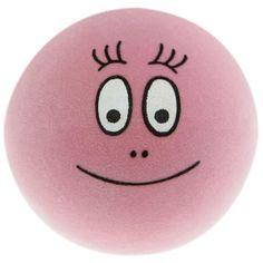 Barbapapa bal (roze)  #bal #Barbapapa #roze #spelen #voetbal #ballen