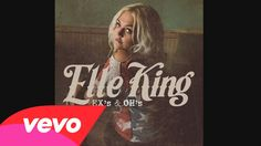 "Elle King - Ex's & Oh's (Audio) ""One, two, three,  They gonna run back to me, 'Cause I'm the best baby, That they never gotta keep…"""