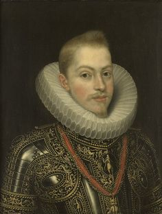 Philip III of Spain by Frans Pourbus the younger