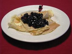 Swedish-pancakes Breakfast