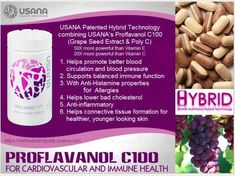 Proflavanol C Wellness Industry, Nutritional Supplements, Allergies, Health And Wellness, Healthy Lifestyle, Technology, Products, Vitamins, Health Care