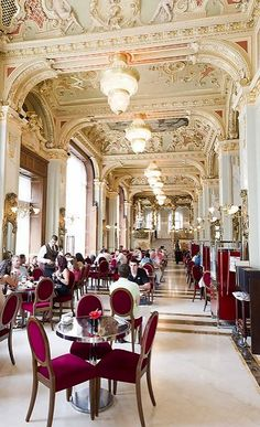 New York Cafe, Budapest, Hungary   by Alex Segre
