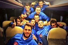 Greece soccer football team world cup brasil 2014 Greek Men, World Cup 2014, City Beach, Football Team, We Heart It, Greece, Soccer, Photo And Video, Plane