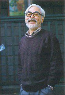 Hayao Miyazaki I LOVE his work!