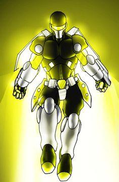 SKY ROCKET, By Justin Soto. Property of Equinox Comics, LLC.