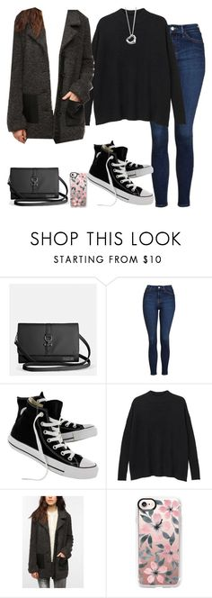 """Untitled #127"" by findthefinerthings ❤ liked on Polyvore featuring Avenue, Topshop, Converse, Monki, Sparkle & Fade, Casetify and Elsa Peretti"
