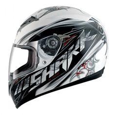 Shark S 700... My first helmet.