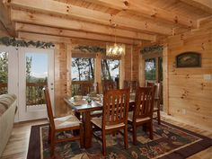 Smoky Mountain cabin rentals at http://www.encompassvacations.com