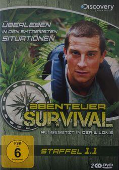 Bear Grylls – Abenteuer Survival Staffel 1.1
