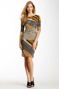 Layered Stripe Dress on HauteLook