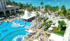Riu Palace in Cabo San Lucas, Mexico.  All-inclusive resort