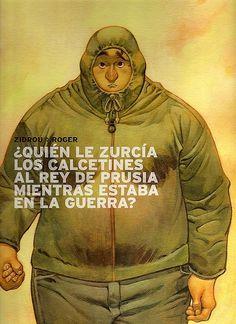 QUIEN LE ZURCIA LOS CALCETINES
