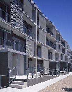 Zaragoza, Spain  Social Housing at the Urban Edge