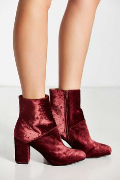 Liza Heeled Boot - Urban Outfitters