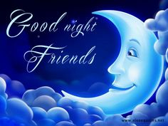 Goodnight Quotes For Facebook Friends | good night photos for friend facebook good night for girlfriend