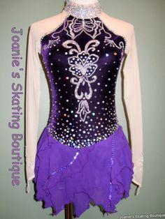 Skate. Dance. Baton. Dress. Leotard