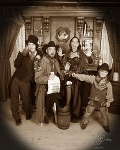 A family that plays together stays together!#fun #oldtimephotostyle #oldtimephotostudio #oldtimephotos #oldtymephotos #reachforthesky #photography #glenwood #glenwoodsprings #glenwoodcaverns #glenwoodcavernsadventurepark #thingstodo #colorado #coloradovaca #coloradovacation