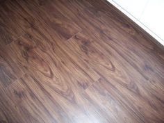 TrafficMASTER Allure 6 in. x 36 in. Dark Walnut Resilient Vinyl Plank Flooring (24 sq. ft./Case)-60915 at The Home Depot