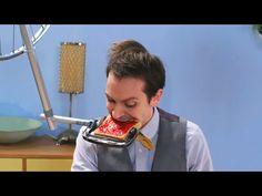 Resultado de imagem para (Rube Goldberg)The Breakfast Machine