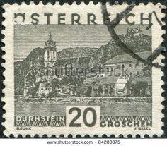 Austria stamp 1929