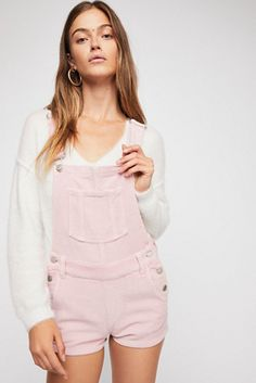Shop our Winona Short Overalls at FreePeople.com. Share style pics with FP Me, and read & post reviews. Free shipping worldwide - see site for details.