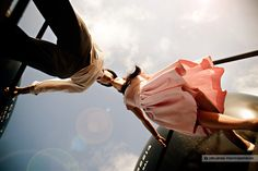 Engagement photos by Stephan Maloman