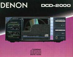 DENON DCD 2000 (1983) www.1001hifi.com