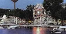 Arnolds Park, Lake Okaboji, IA--Always used to go here with my family growing up