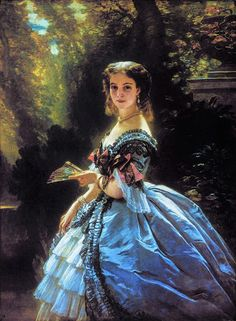 Franz Xaver Winterhalter (German , 1805 - 1873)