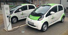 Elektroautos: Deutschland liegt hinter China und den USA