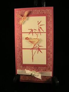 Asian Storybook - Stamp Class 3/10 by susie nelson - Cards and Paper Crafts at Splitcoaststampers