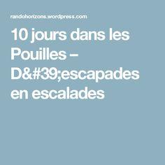 10 jours dans les Pouilles – D'escapades en escalades