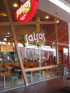 Salsa's Fresh Mex Grill, Knox, VIC
