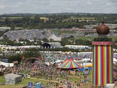 Glastonbury 2014: Music, pints and even the loos are going hi-tech at the festival this summer - Features - Gadgets and Tech - The Independent #Techevent #Eventprof #Tech4Events