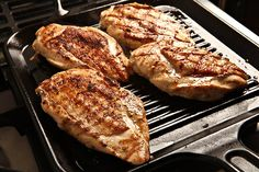 Grilled Chicken That's Juicy, Not Dry - NYTimes.com   (BBQ, Barbecue, Grilling, Chicken, Pollo, Healthy, Saludable, Seafood, Summer, Food, Verano, Family, Easy meals)