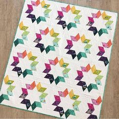 Cookie Cutter Quilt Kit featuring Spirit Animal by Tula Pink